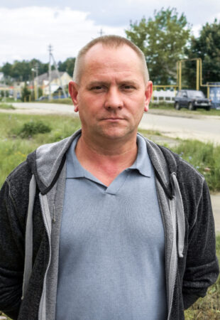 Александр Викторович Липенков - водитель